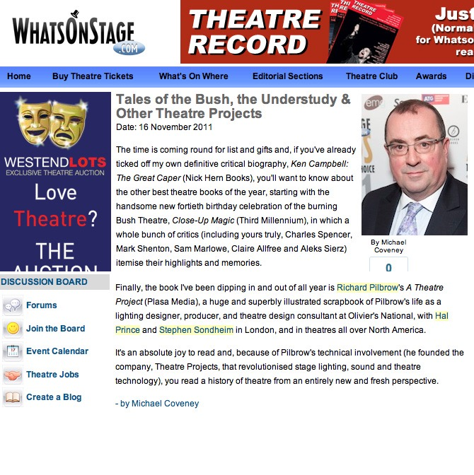 Whatonstage.com